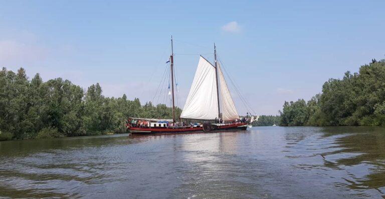 HESTER Ketelmeer varen ijssel Kampen