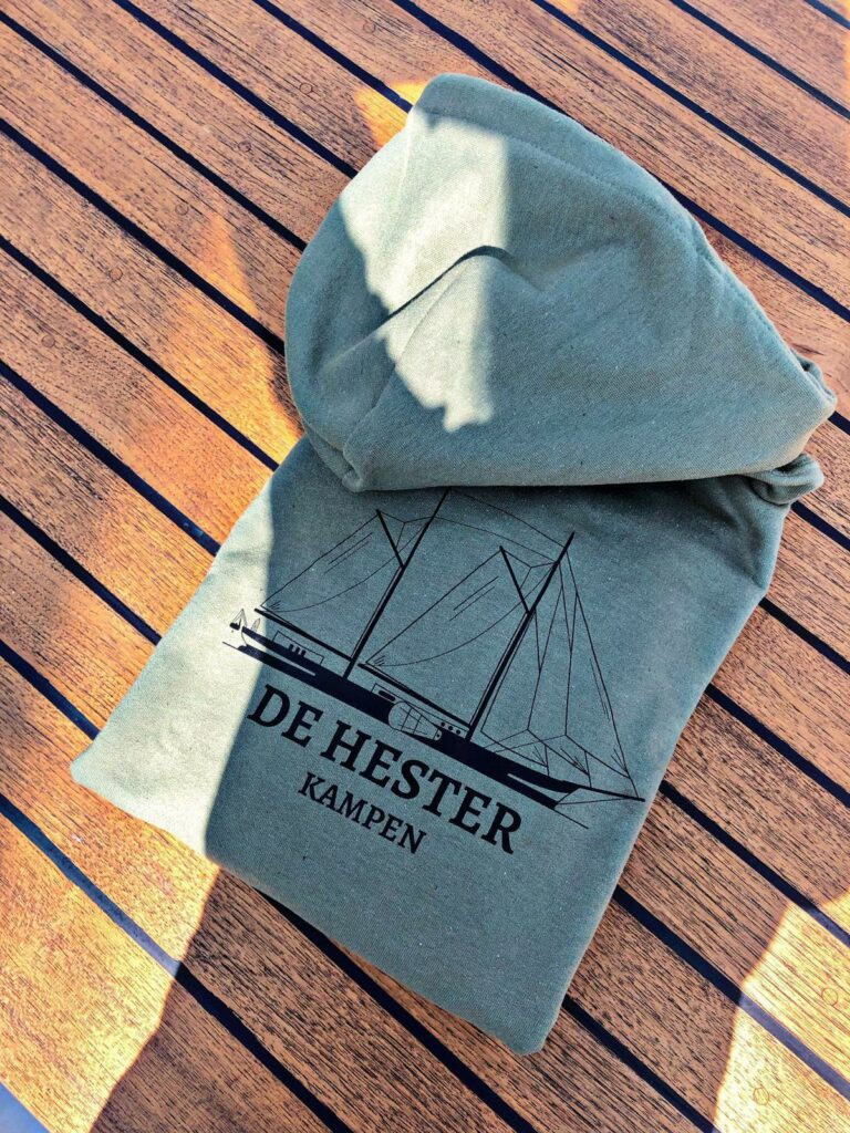 hoodie van De Hester